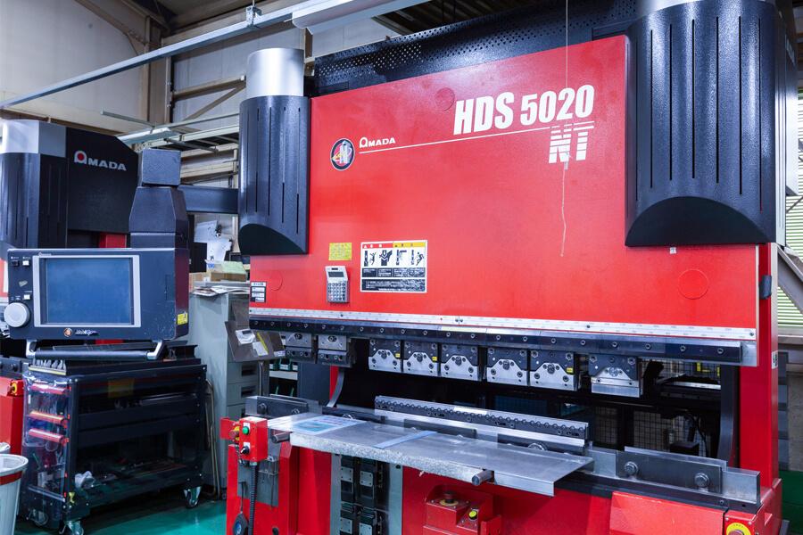プレスブレーキ HDS5020NT