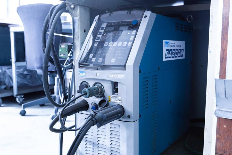 TIG溶接機 DA300P