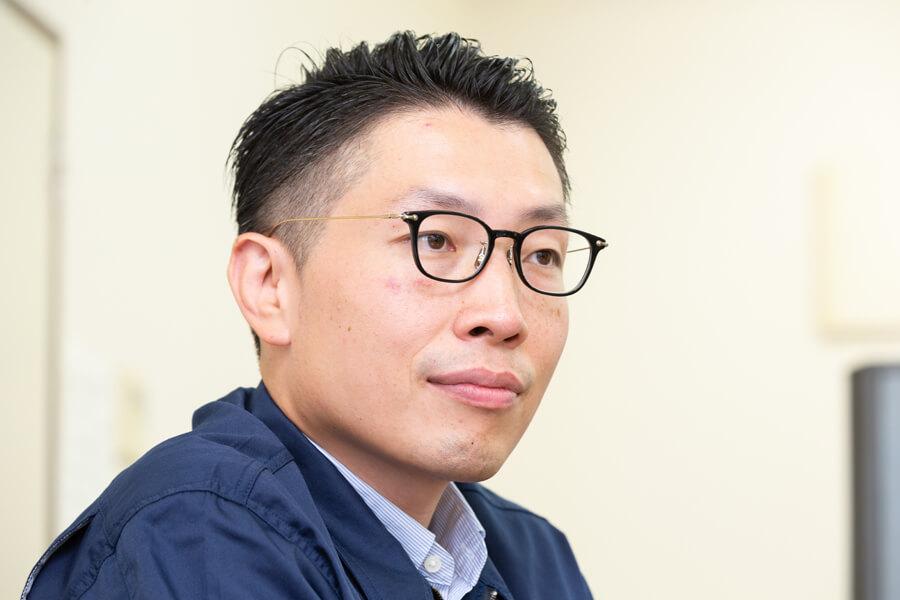 トップ対談 代表取締役社長の竹中雄吾