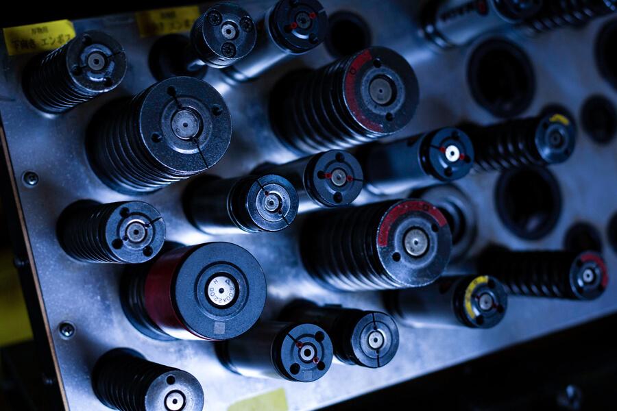 超精密板金のケービックの設備イメージ図