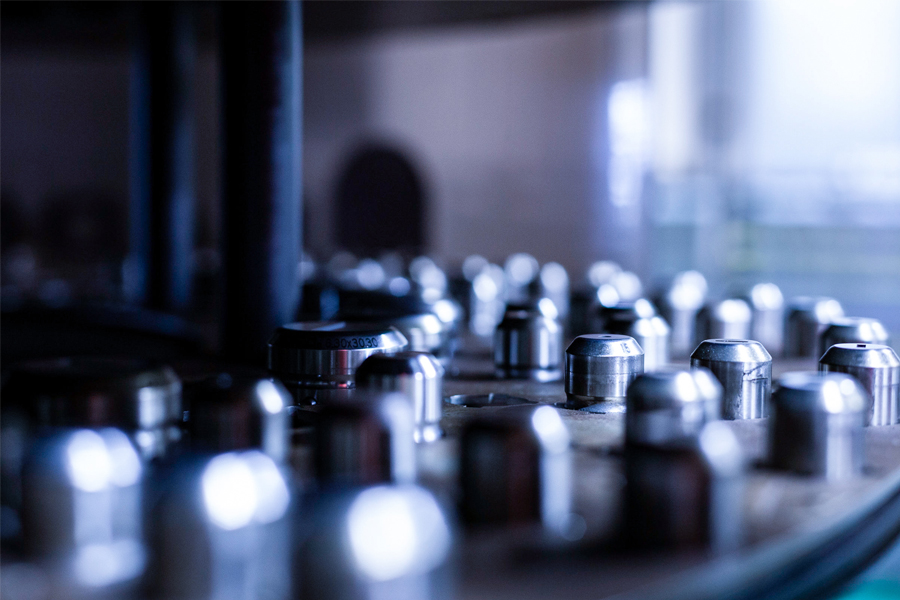 超精密板金のケービックの設備イメージ