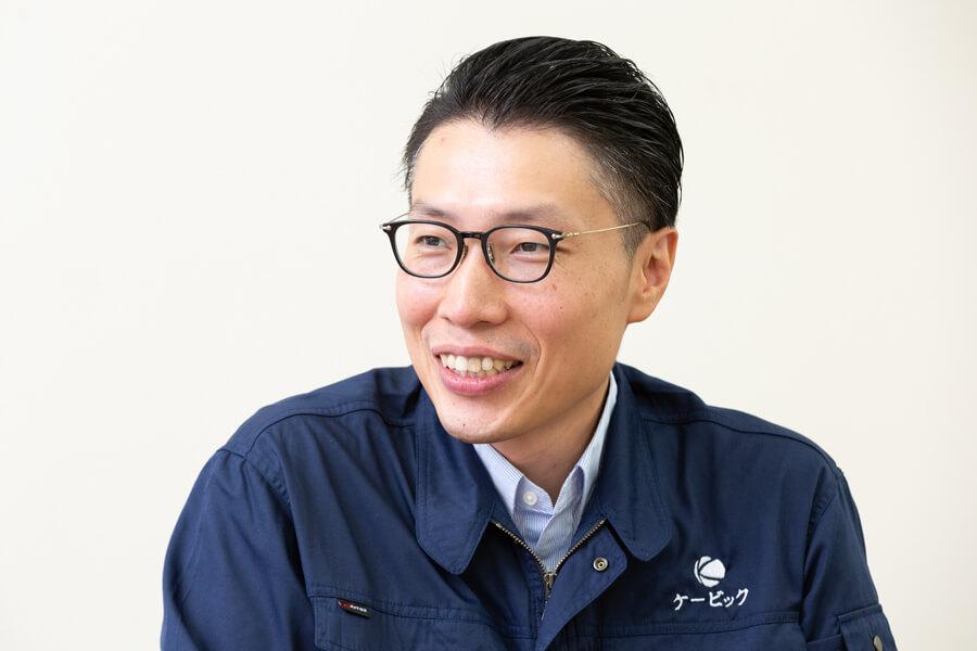 代表取締役社長の竹中雄吾
