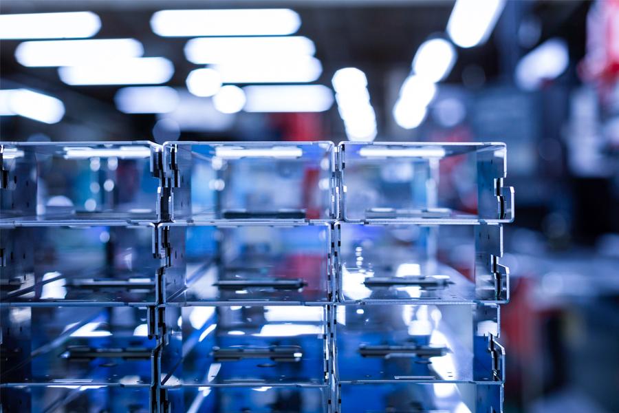 超精密板金加工のケービックが手がける製品イメージ