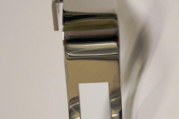 加工事例:SUS430・板厚1.2mm・R曲げとバフ研磨の写真2