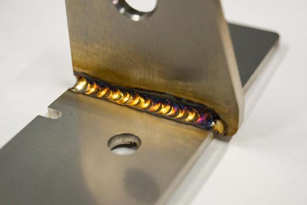 加工事例:SUS304・板厚4mm・TIG隅肉溶接(溶接棒あり)の写真2
